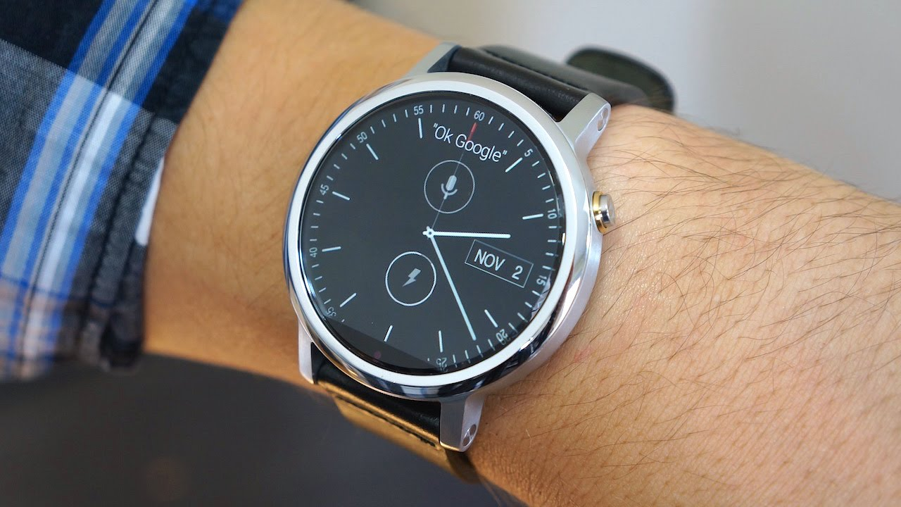 Motorola Moto 360 Second Generation