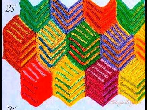 Crochet Patterns For Free Up To 25 3d Crochet Patterns 2387 Youtube