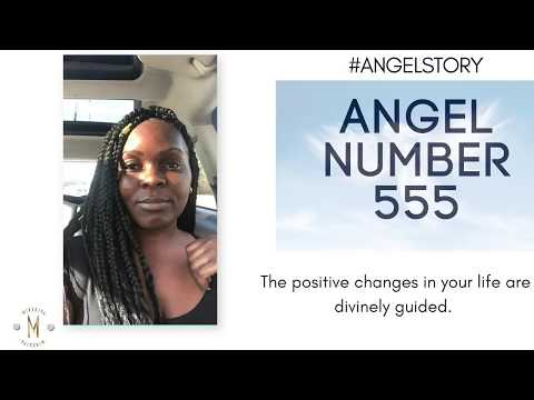 Angel Number 555:: The Changes In Your Life Are Divinely