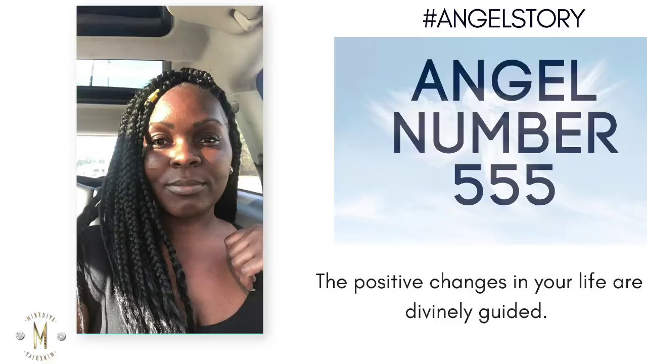 Angel Number 555:: The Changes In Your Life Are Divinely Guided ✨💫