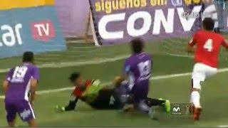 Comerciantes Unidos vs Juan Aurich 1 - 1 Torneo Apertura 2016(RESUMEN HD)27/02/2016
