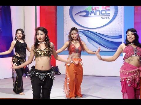 Let Me Dance Nepal Episode 3 Part 2