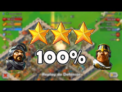 Age of Empires®: Castle Siege | 100% Attack (Charles + Conrad) #28