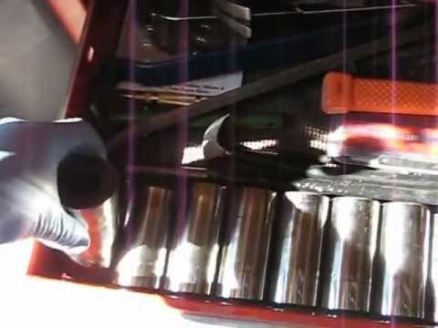 How to install a new Eaton M90 supercharger snout seal