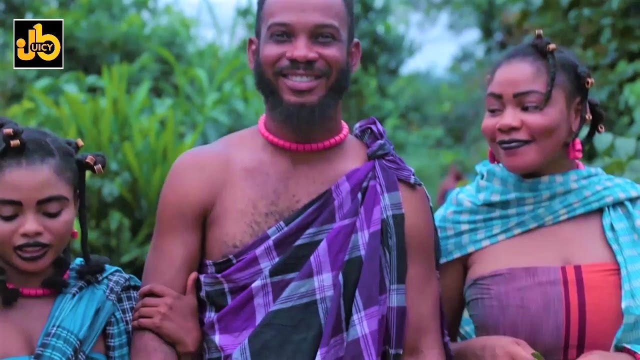 Download CONNECTED SOULS - Part 1 - Their Souls Are Connected From The First Sight /2021 Nollywood Epic Movie