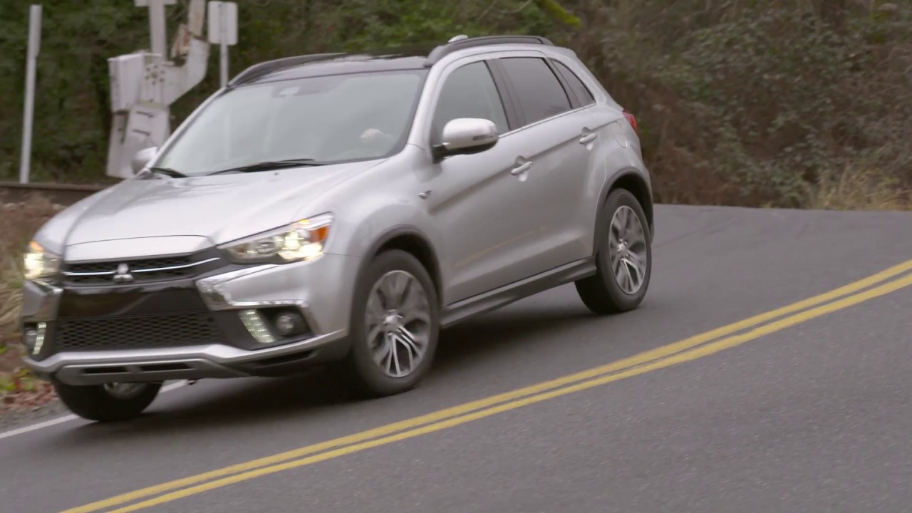 2018 Mitsubishi Outlander Sport SEL Review   AutoNation