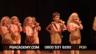 the pauline quirke academy of performing arts tv advert