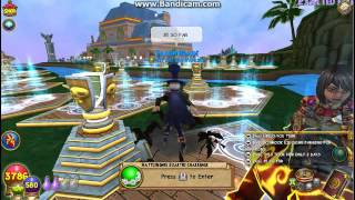 Wizard101 Rattlebone Exalted dungeon free drops