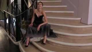 Дебютантка Tatler Анна Табакова на примерке Chanel Haute Couture