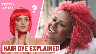 How HAIR DYE Even Works?