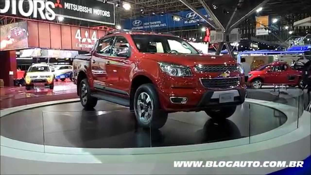 All Chevy 2015 chevrolet s10 : Chevrolet S10 High Country - Apresentação - BlogAuto - YouTube