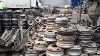 видео Купить ступицы грузовых иномарок по доступной цене в Москве