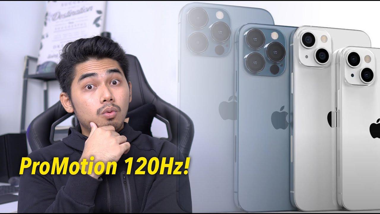 Download 5 Upgrade Terbesar iPhone 13 Daripada iPhone 12!