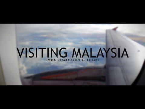Visiting Malaysia (with Ustadz Salim A. Fillah)