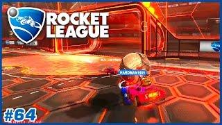 Adamlar aşmış I Rocket League Türkçe Multiplayer I 64. Bölüm
