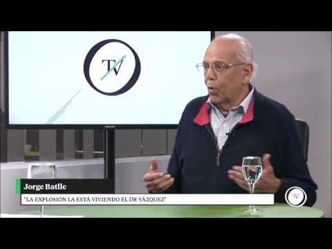 JORGE BATLLE ENTREVISTA COMPLETA PARA EL OBSERVADOR TV (2016)