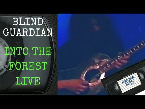Blind Guardian In The Forest (Live)
