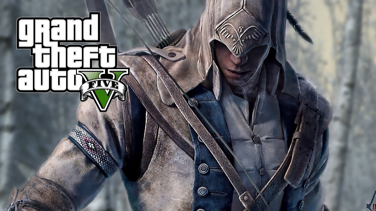 Gta 5 Mods Connor Kenway Tomahawk Weapon Assassin S Creed 3
