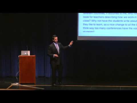 Innovate. Create. Voice. - George Couros - St. Clair RESA 2014 21st Century Learning Symposium