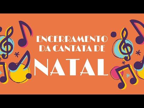 Encerramento da Cantata de Natal (AD Faxinal - Pr) Tamyres Navarro