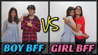 BOY Best Friend VS. GIRL Best Friend | Feat. Sejal Kumar | Rickshawali