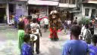 lakhe dance kakadvitta jhapa east Nepal (HOTEL DARBAR)t.mp4