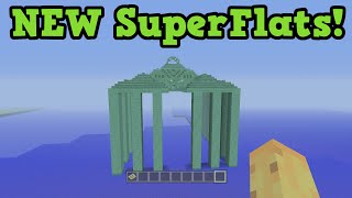 Minecraft Xbox 360 / PS3 Best Custom Superflat in Tu31