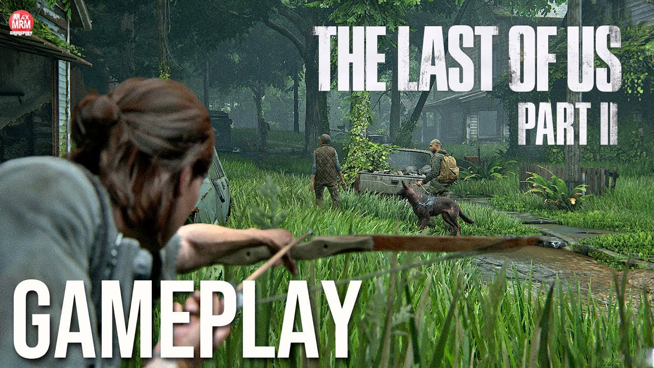 THE LAST OF US PART 2 - NOVA GAMEPLAY COMPLETA e Todas As Novidades!