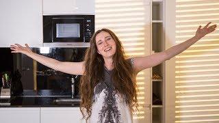 Минимализм на кухне? Посмотрим на кухню со стороны 😳