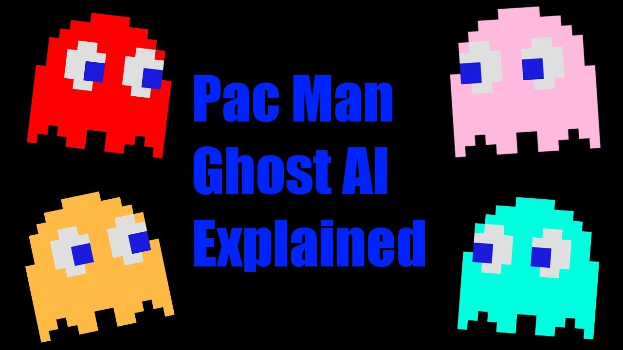 design deliberation pac man ghost ai explained youtube