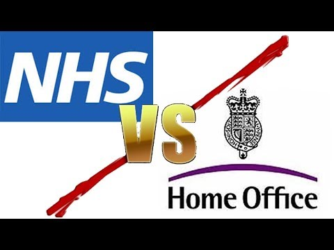 NHS WILL NOT SHARE IMMIGRATION UPDATES WITH HOME OFFICE |UK VISA|UK IMMIGRATION|UKVI|UKBA|2018 HD
