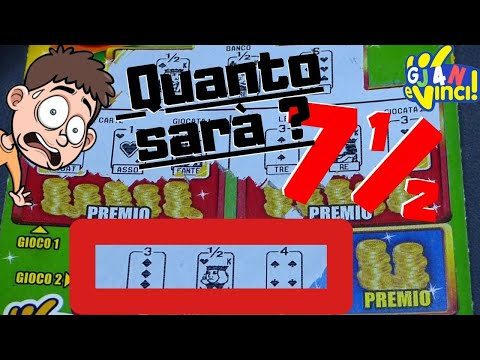 """Gratta e Vinci: """"BOMM"""" Area Gold - PARTE 5 from YouTube · Duration:  12 minutes 48 seconds"""