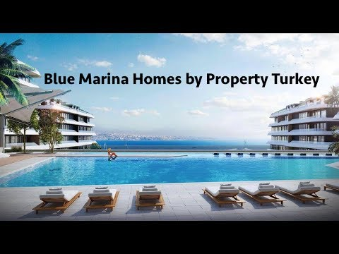 Blue Marina Homes by Property Turkey