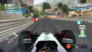 F1 2014 - Kariera: GP Monako