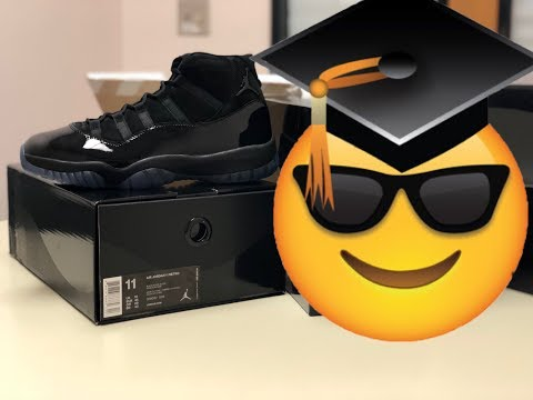 9e5bb6cddb59 Jordan 11 Cap And Gown (Prom Nights) Nike Early Access