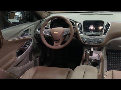 Шикарный Салон Chevrolet Malibu 2020 от студии Egoisto