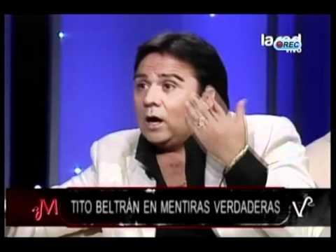 Tito Beltrán critica talento de Andrea Bocelli