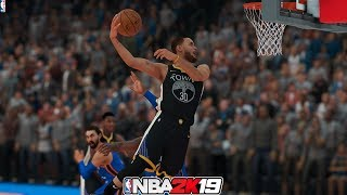 NBA 2K19 Top 10 Dunks Which You Never Will See in the NBA!