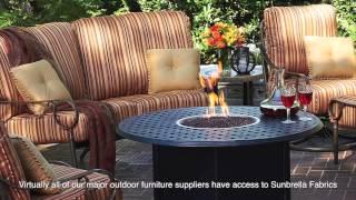 Design Tips | Outdoor Furniture & Sunbrella