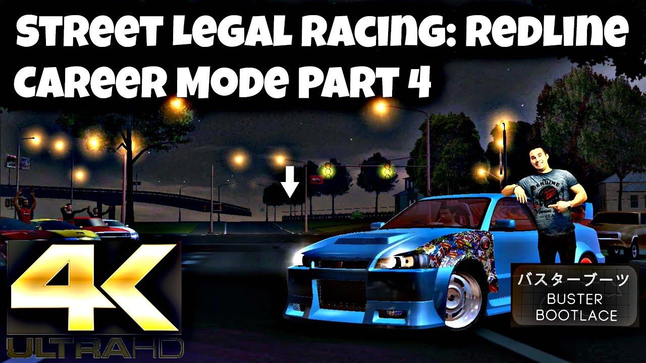 Street Legal Racing: Redline 4K Steam Release - Career Mode! Part 4 The  Engine Rebuild!