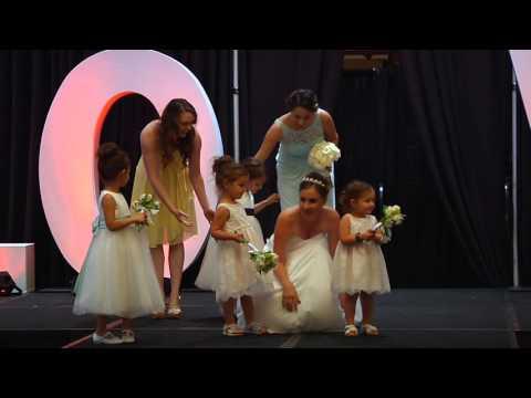 Feb 2016 - Phoenix Bridal Show Fashion