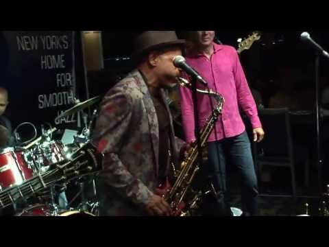 "Smooth Cruise 2013 with BWB: Rick Braun, Kirk Whalum & Norman Brown - ""Grover Worked and Underpaid"""