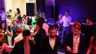 Вот это Певец! Саркис Абраамян зажигает на армянской свадьбе. #2