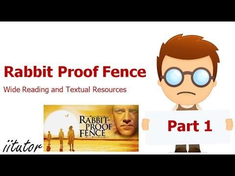 √ Rabbit Proof Fence | Area of Study : Belonging  Stolen Generation | iitutor