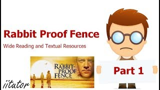 √ Rabbit Proof Fence - Area Of Study : Belonging - Stolen Generation - Hsc English Online