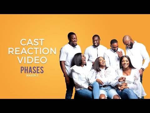 THE CAST OF PHASES REACT TO FAN COMMENTS : Season 2