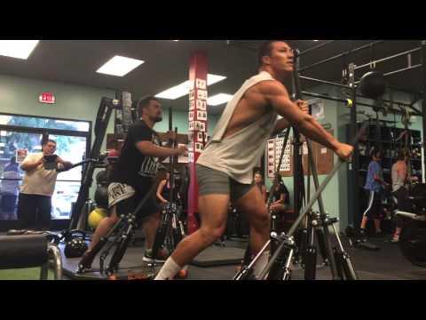 MMA & BJJ vs Surge 360 at Fitness Ranes in Honolulu, Hawaii