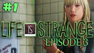 LIFE IS STRANGE: CHAOS THEORY (#1) Breaking Curfew