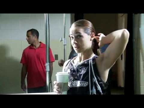 Behind the Scenes With Becky Hammon