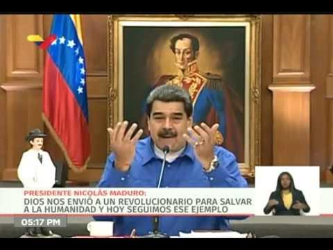 Reporte Coronavirus Venezuela, 12/04/2020: Presidente Nicolás Maduro anuncia 6 nuevos casos